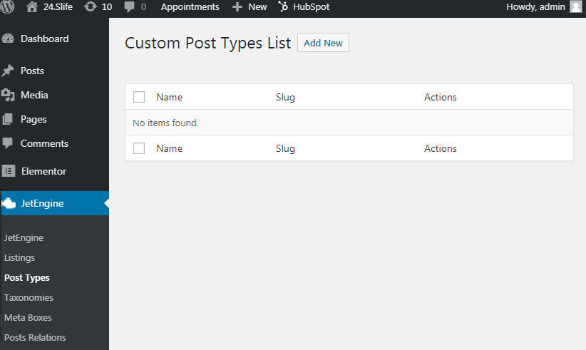 custom-post-types-list