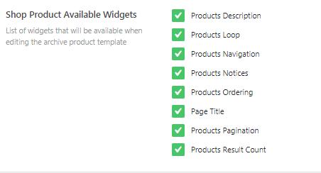 jetwoobuilder widgets setup