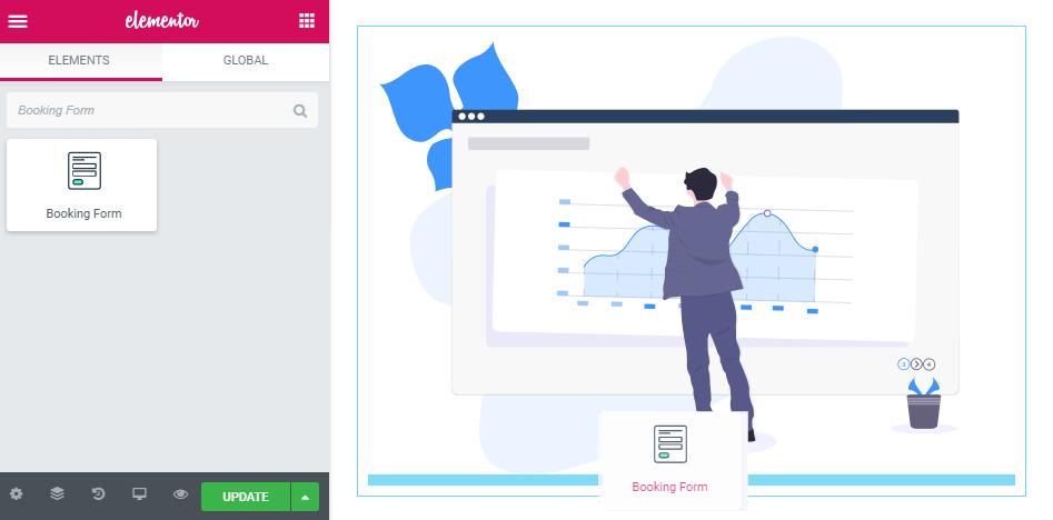 booking-form-widget