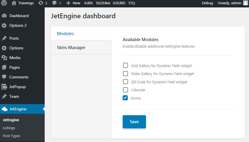jetengine-dashboard