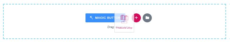 products loop widget