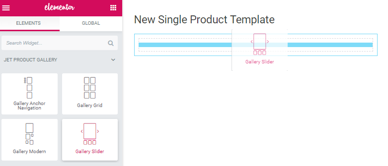 Creating a new single product template