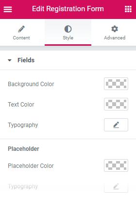 style-registration-form