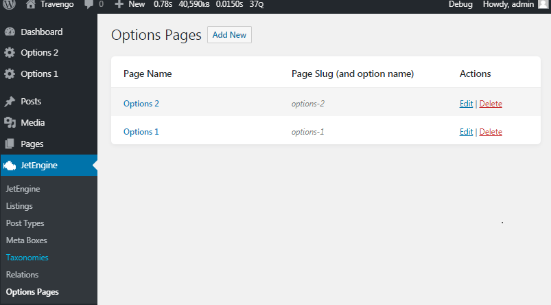 options-pages-add-new