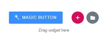 magic button for elementor