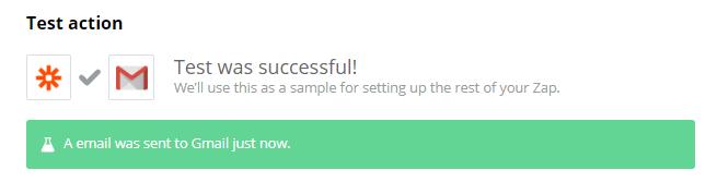 successful zap