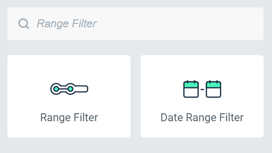 range filter