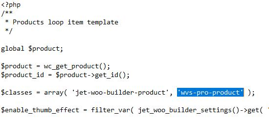 loot-item code