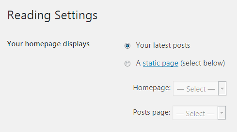How to create Archive and Single Post page templates using ...