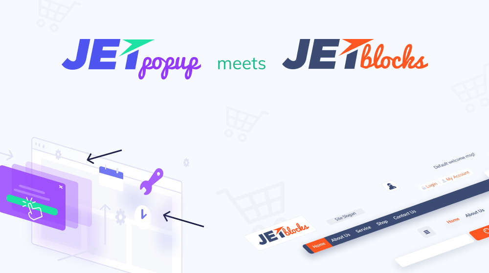 Creating WooCommerce Popup to Showcase Cart with JetPopup and JetBlocks WooCommerce Cart widgets