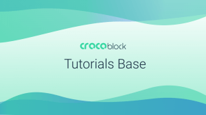 Hungry for knowledge? Try CrocoBlock Tutorials Base!