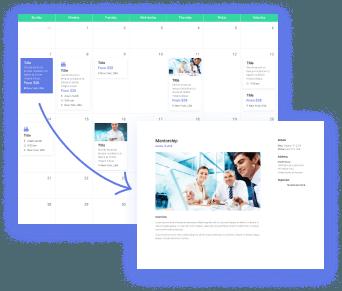 JetEngine calendar functionality