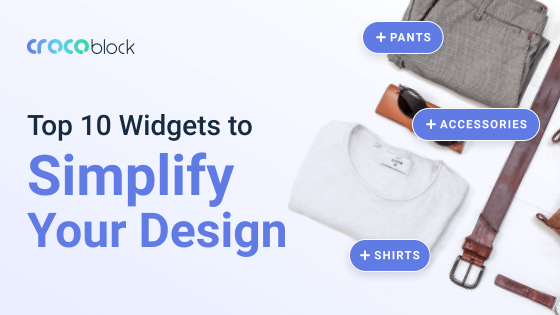Top10 JetWidgets to Simplify Your Design