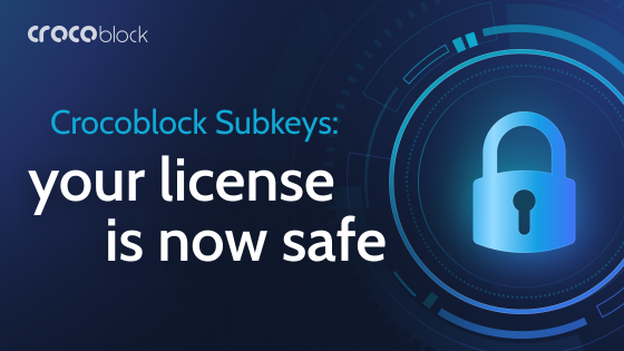 Crocoblock Subkeys: your license is now safe