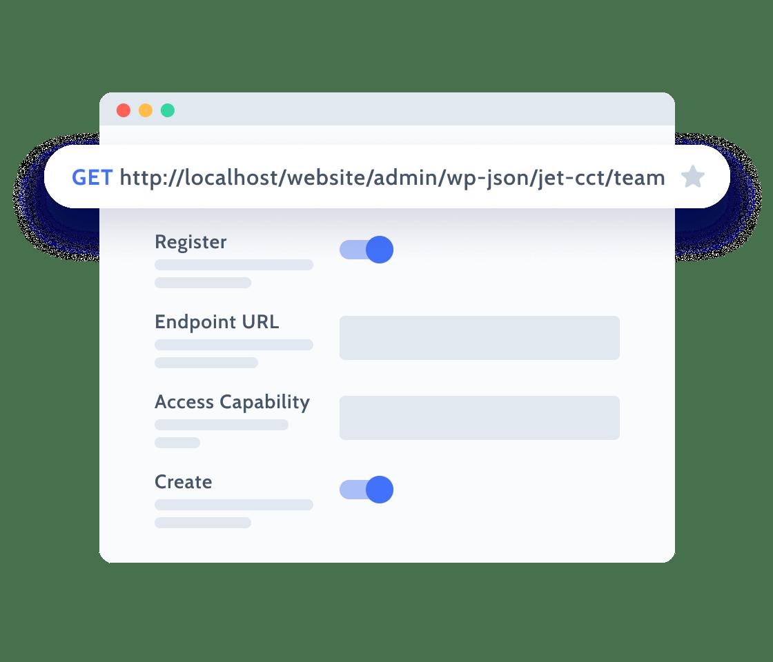 create custom endpoint WordPress REST API