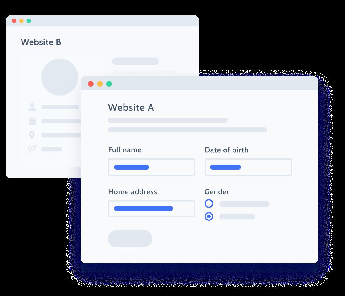 form data transmitting to WordPress API endpoint