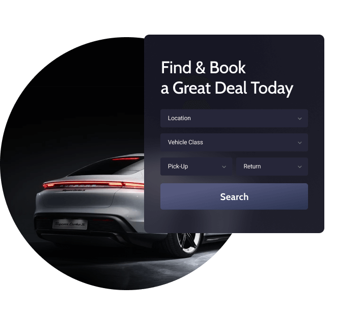RentGo – professional Car Rental website