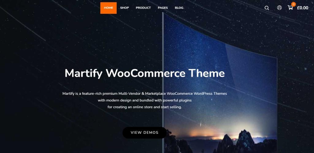 Martify Marketplace Theme