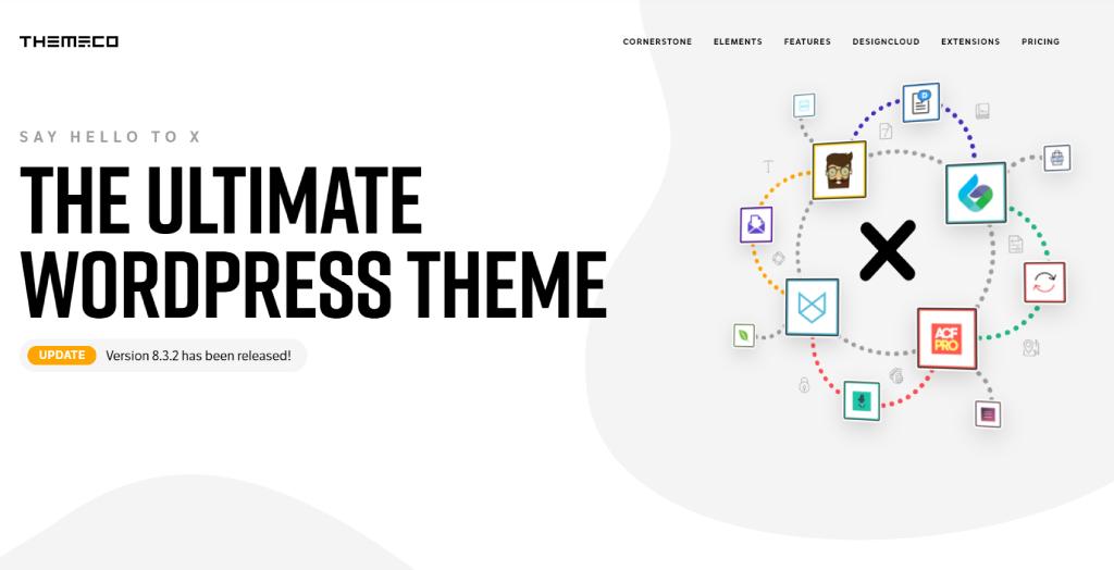 X Theme WordPress Theme for WooCommerce
