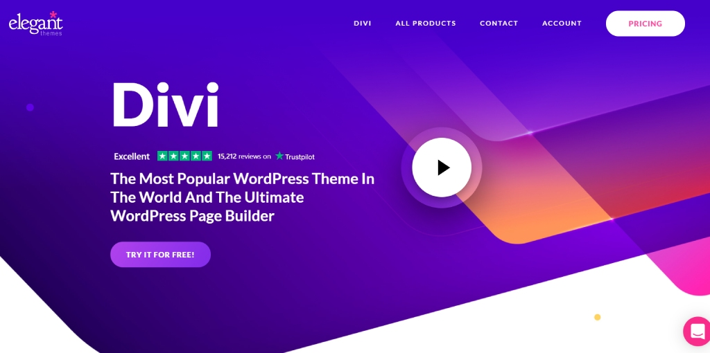 Divi Theme for WooCommerce