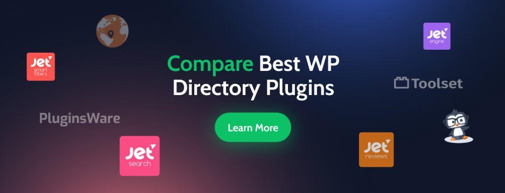 WP Directory Plugins Comparison
