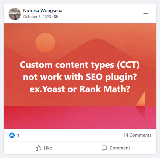 suggestion about seo plugins to work with jetengine cct